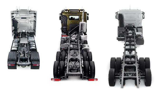 V-Truck especialistas en accesorios para camiones